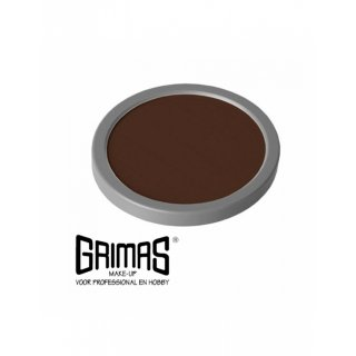 GRIMAS Aqua Schminkfarbe Make-Up braun 35gr